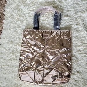NWOT Victoria Secret Quilted Tote Bag